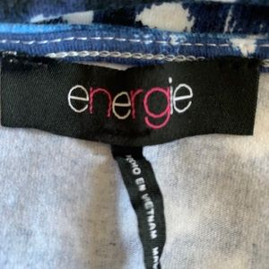 Energie Tops - Cute Tri Colored Top
